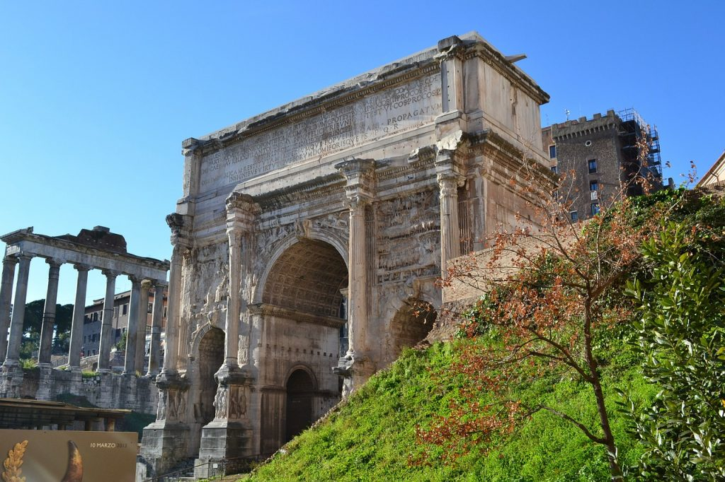 tips rome - forum romanum